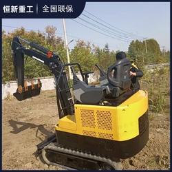 开荒耕地建筑工程微挖