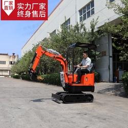 1吨挖掘机10型 家用农用小挖掘机
